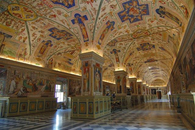 Museus em Roma - Museus do Vaticano