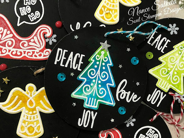 Keeping Christmas Blog Hop - August 2019