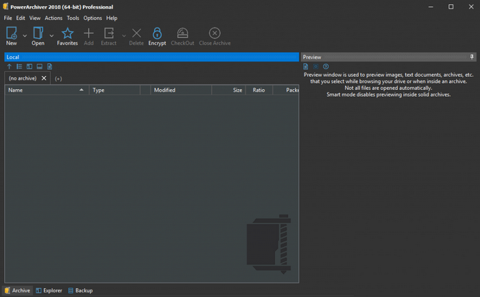 PowerArchiver 2019 Professional 19 00 11 Full Version - 4rie Ngr