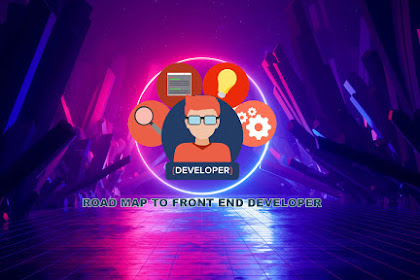 Tahapan Menjadi Front End Developer Road Map