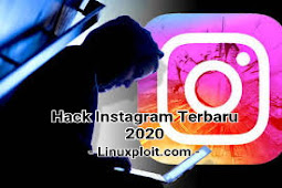 Tutorial Hack Instagram Terbaru 2020