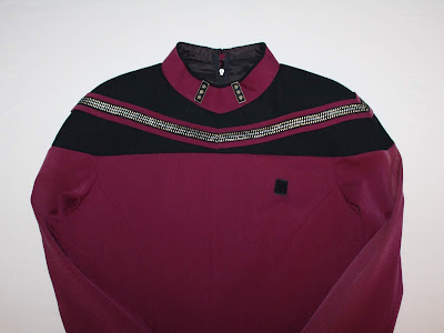 TNG season 2 admiral uniform