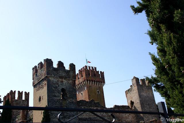 Vista del Castello di Lazise