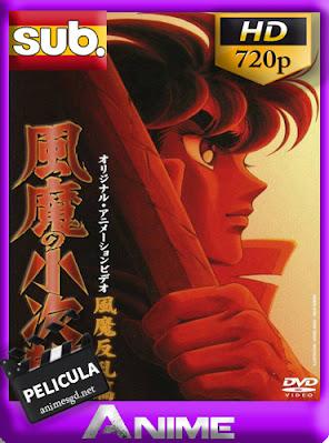 Fūma no Kojirō: La Rebelión del Clan Fuuma (1992) [Subtitulado] [720p] [GoogleDrive] AioriaHD