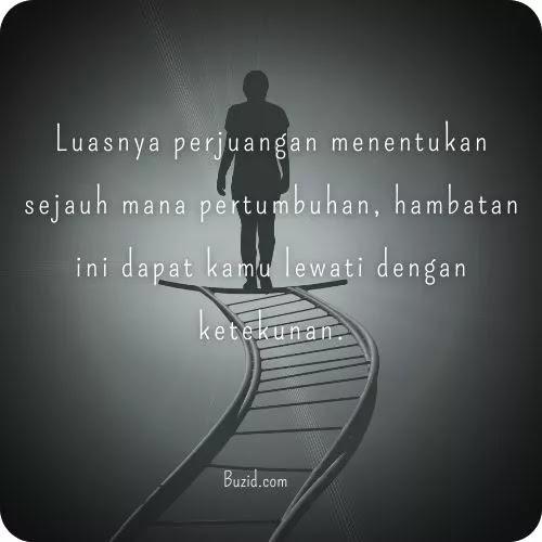 quotes ketekunan dan kerja keras