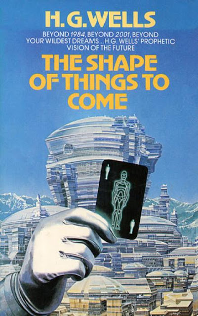 he Shape of Things to Come Audiobook By  H.G. Wells