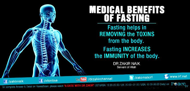 Fasting helps in REMOVING THE TOXINS   RAMADAN 2020 by Ummat-e-Nabi.com