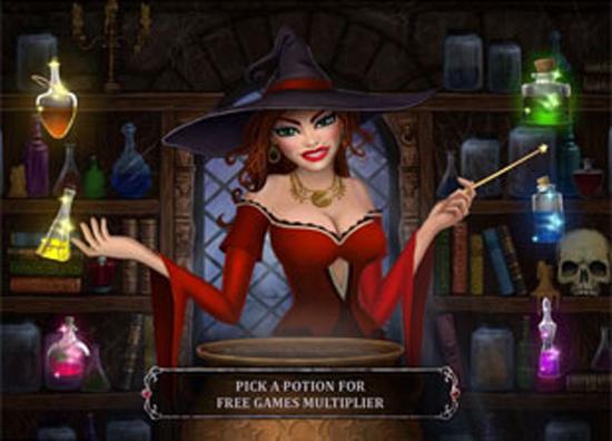 Bonus Level 2 Halloween Fortune Slot Online