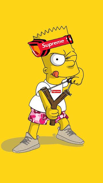 Bart Simpson Wallpaper HD