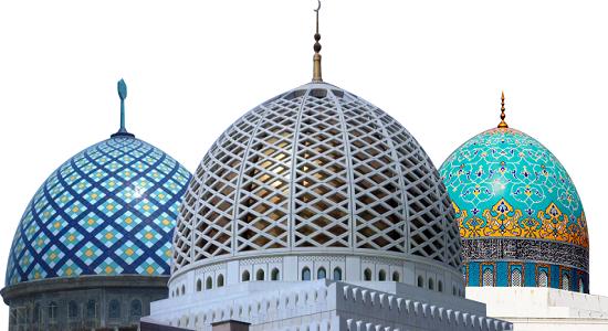 Beberapa Contoh Kubah Masjid