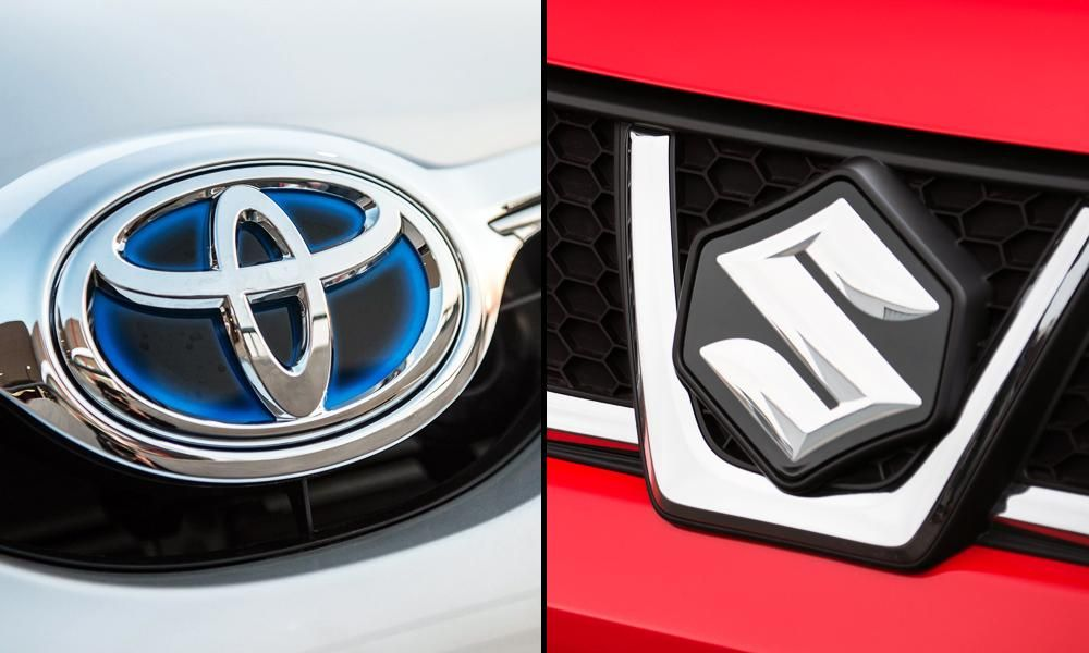 Toyota and Suzuki Enter into Capital Alliance Agreement