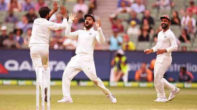 India vs Australia टीम इंडिया ने ऑस्ट्रेलिया के सामने 399 रन का लक्ष्य रखा था