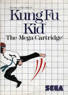 Jogue gratis Kung Fu Kid para Master System
