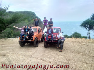 wisata jeep gunungkidul