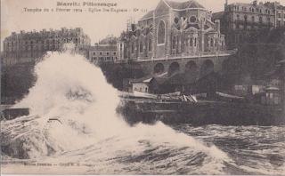 pays basque 1904