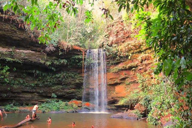 Cachoeira do Evilson