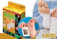[HARGA PERBOX] KINOKI GOLD, Koyo Kaki Ginger Plus Salt