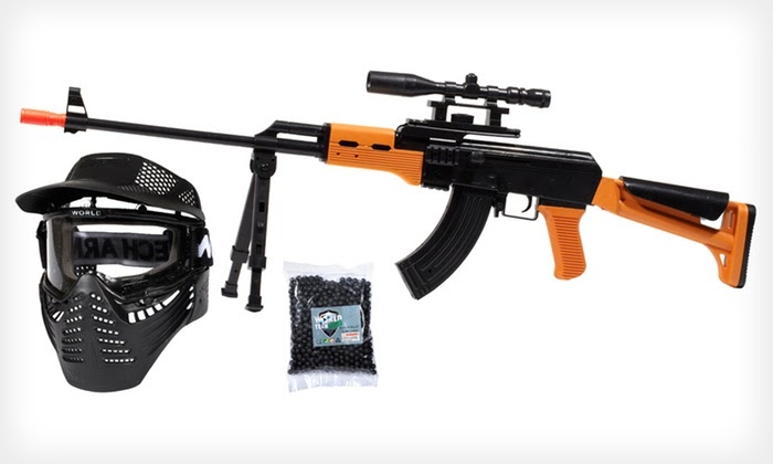 Best Airsoft Sniper Guns 2021 Important Feature's and Updates