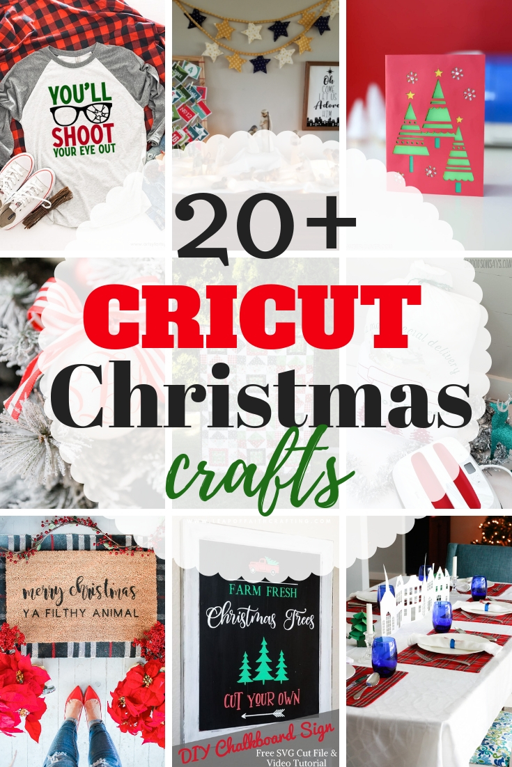 Fun Cricut Christmas Projects Sew Simple Home