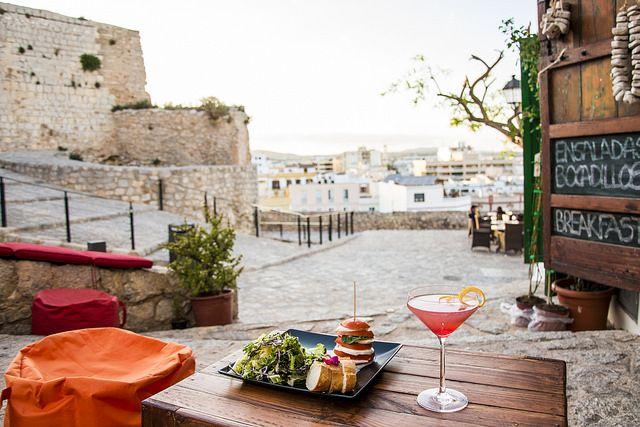 S'Escalinata em Ibiza