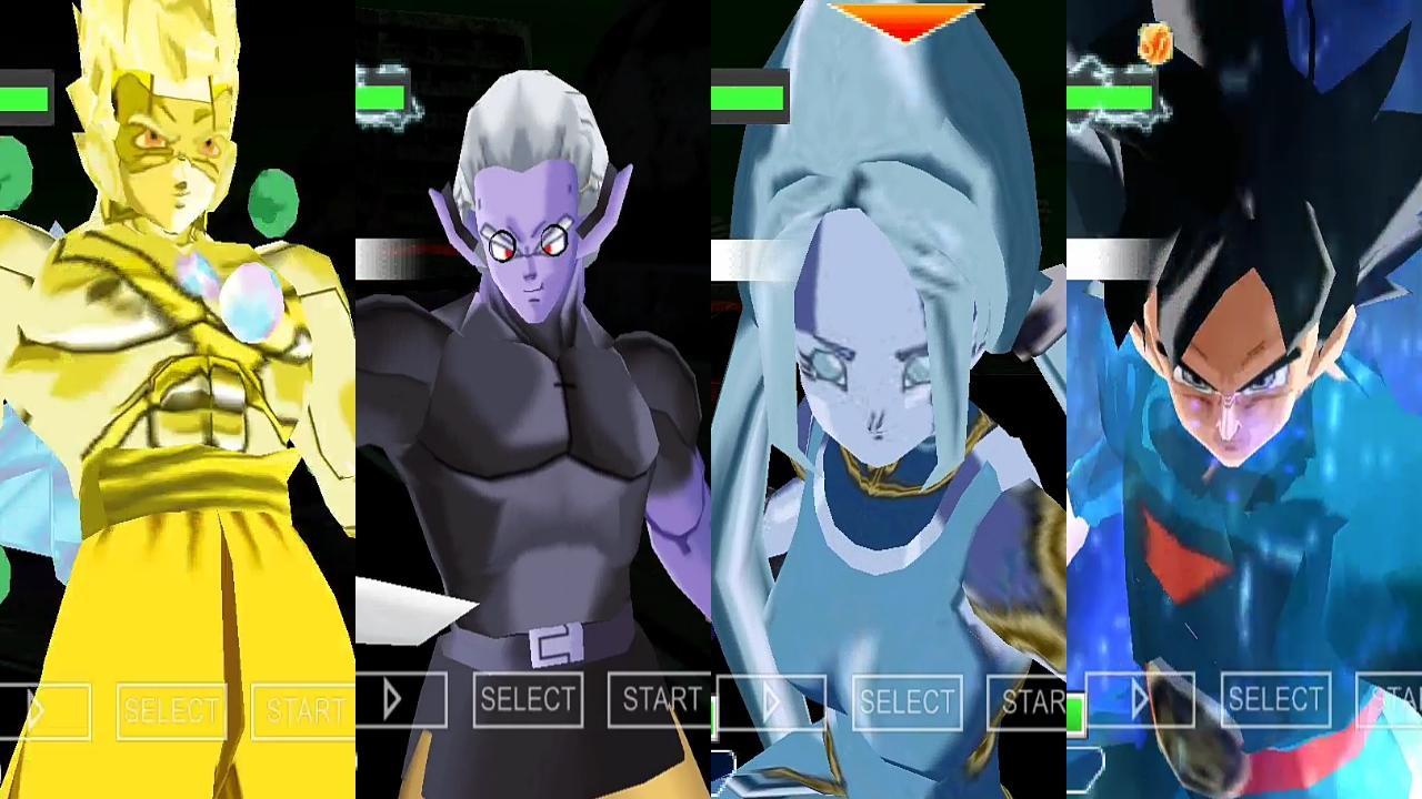 Goku Vs Hearts Dragon Ball Heroes