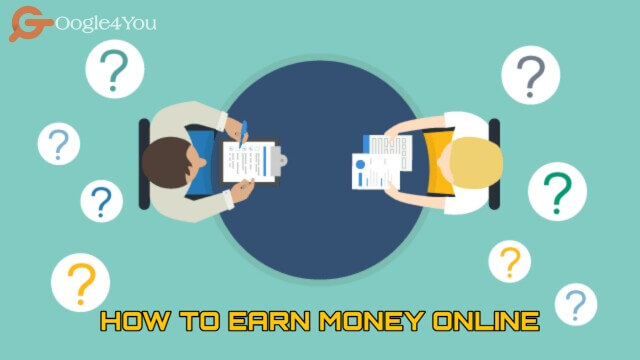 How to earn money online - online earning source