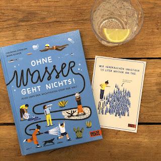 """Kindersachbuch """"Ohne Wasser geht nichts!"""""""