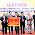 Trường THPT Kinh Môn đón nhận Cờ thi đua của Bộ GD&ĐT