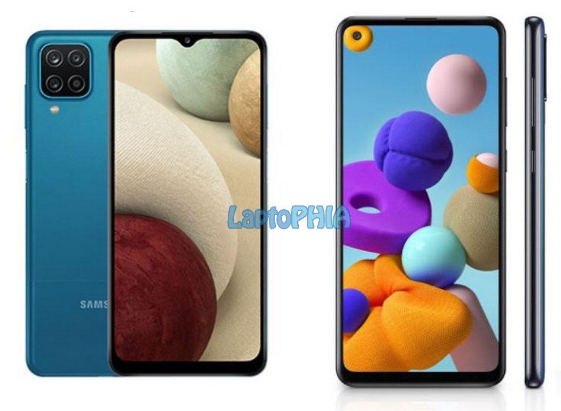 Komparasi Samsung Galaxy A12 vs Samsung Galaxy A21s: Harga Beda Tipis, Pilih Mana?