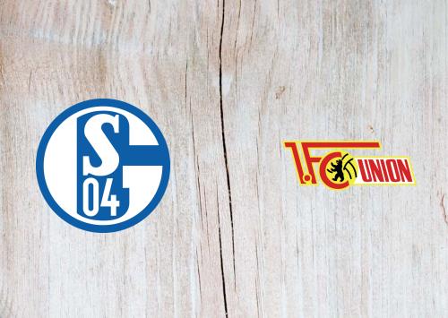 Schalke 04 vs Union Berlin -Highlights 18 October 2020
