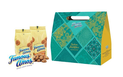 Famous Amos Raya 200g Twin Pack (Premium + Standard Flavour)