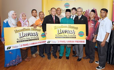 Power Root Helps 36 Malaysians to Fulfill Their Umrah