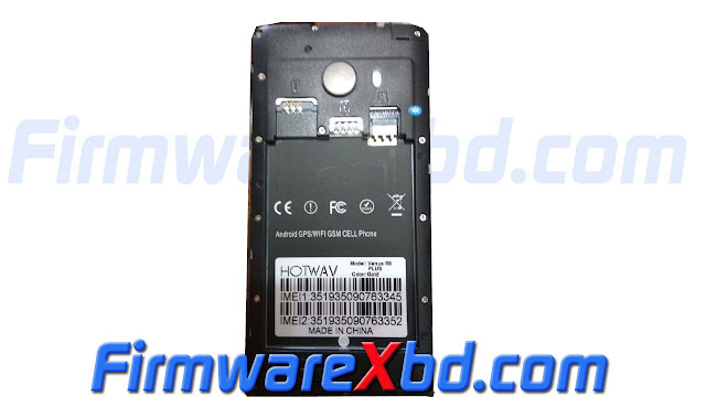 Hotwav Venus R8 Plus Flash File Download Free (Firmware) Without Password