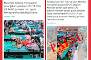 VIRAL...!! Sebarkan Video Hoax Pasien Covid di Malaysia, Netizen Meminta Mabes Polri Tangkap Staf Ahli Kemkominfo, Prof. Henry Subiakto