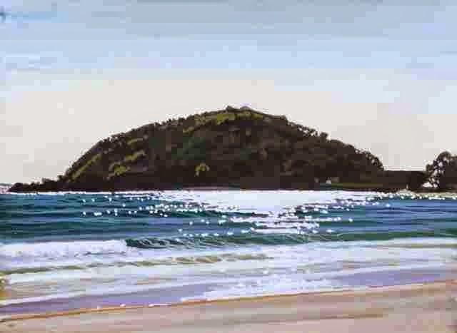 Море и пляжи. Paul Haggith