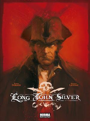 Long John Silver. Edición integral - Xavier Dorison / Mathieu Lauffray (2019)