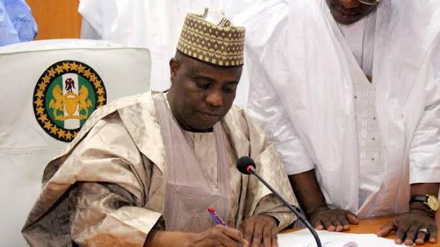 Richest Governors in Nigeria - Aminu Waziri Tambuwal