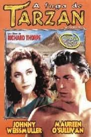 A Fuga De Tarzan Dublado