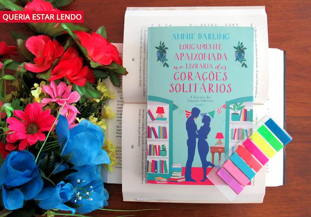 Resenha: Loucamente apaixonada na Livraria dos Corações Solitários