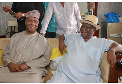 Saraki Reacts To Police Raid On Edwin Clark's Abuja Home