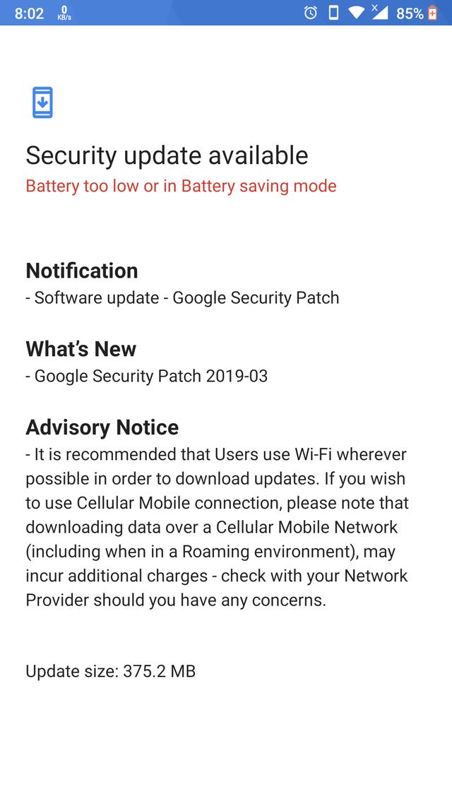 UPDATED | List of Nokia smartphones receiving March 2019