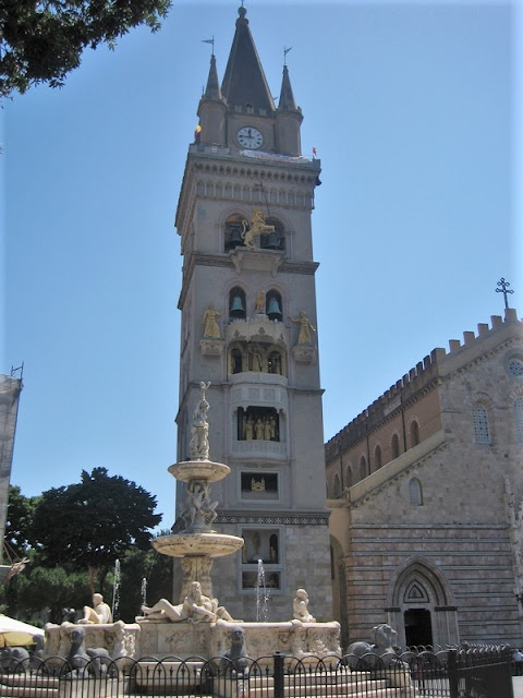 Campanario de la Catedral de Messina