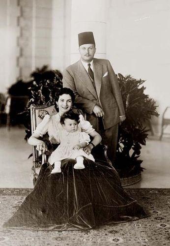 Queen Farida