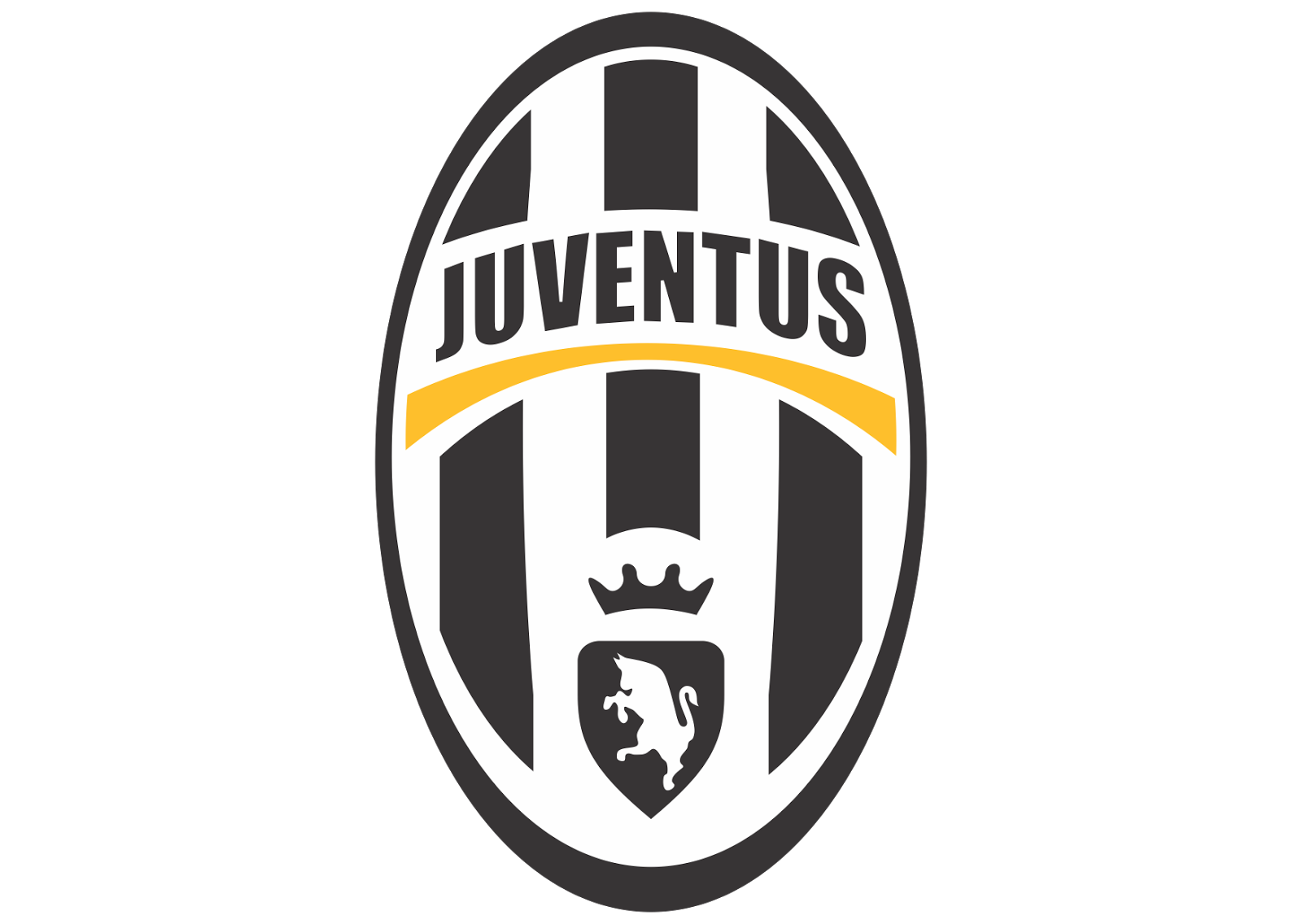 Juventus Football Club: Juventus Logo Vector (Football Club)~ Format Cdr, Ai, Eps