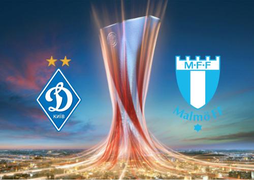 Dynamo Kyiv vs Malmö FF - Highlights 19 September 2019