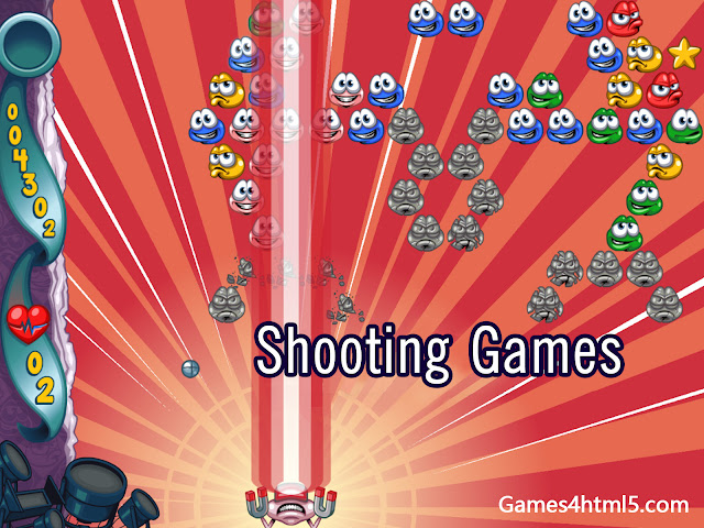 Shooting games for kids