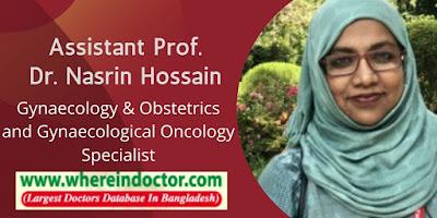 Best Gynecological Oncology - Doctor List of Dhaka, Bangladesh