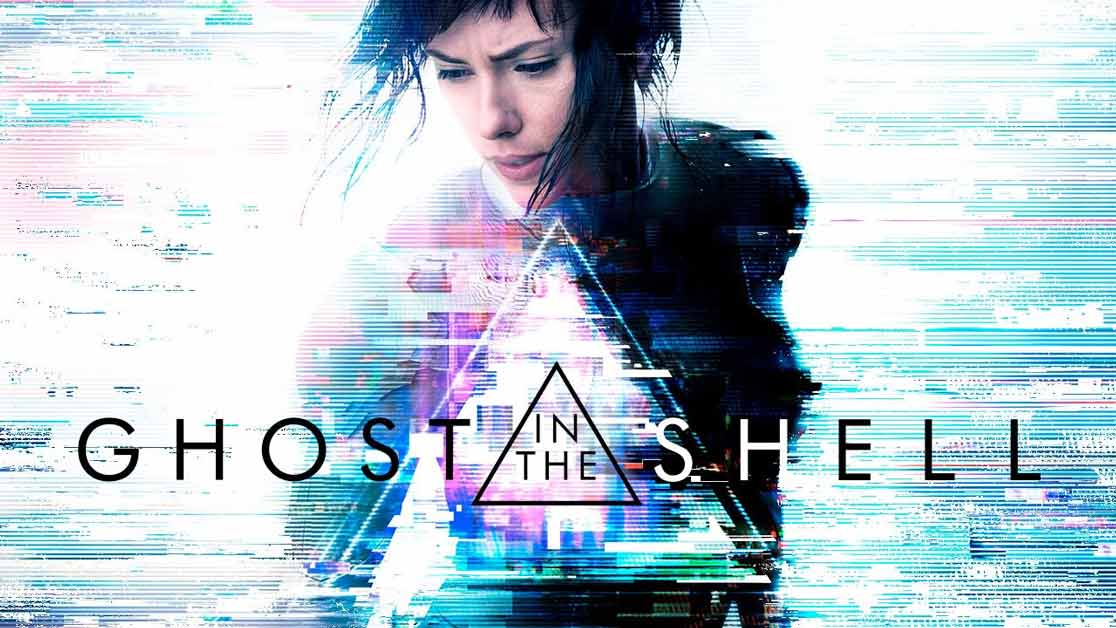 Ghost in the shell poster hd