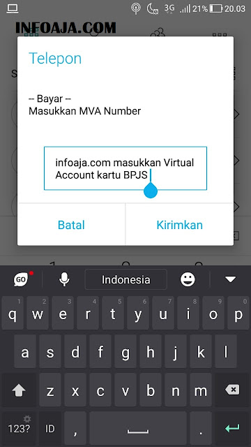 Virtual Account BPJS