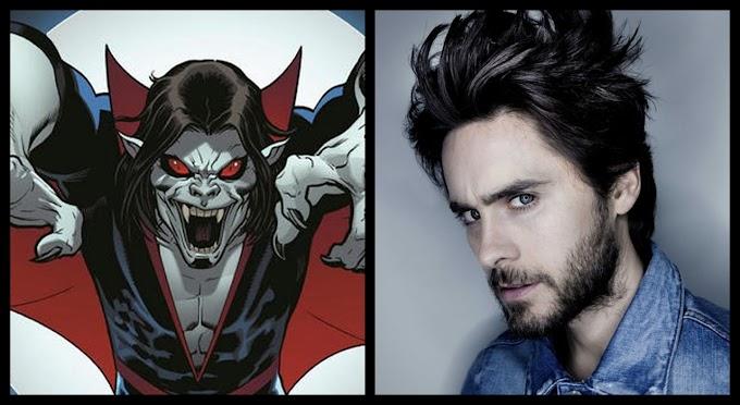 """La película de """"El vampiro Morbius"""" de Marvel será encarnada por Jared Leto."""